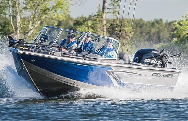 2018 Crestliner 2250 Authority