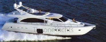 2009 Ferretti Yachts 731