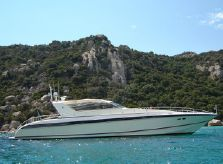 1997 Custom Cantiere Navale Arno Leopard 23M Sport