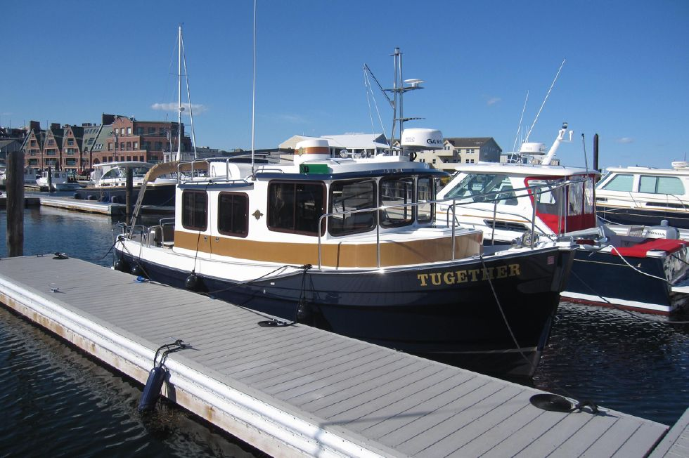 2017 Ranger Tugs R-27 Boats for Sale - DiMillo's Yacht Sales