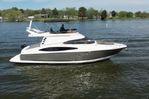 2008 Regal 4080 FLYBRIDGE SEDAN
