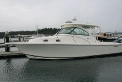 2010 Pursuit OS 345 Offshore