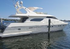 2002 Ferretti Yachts 720