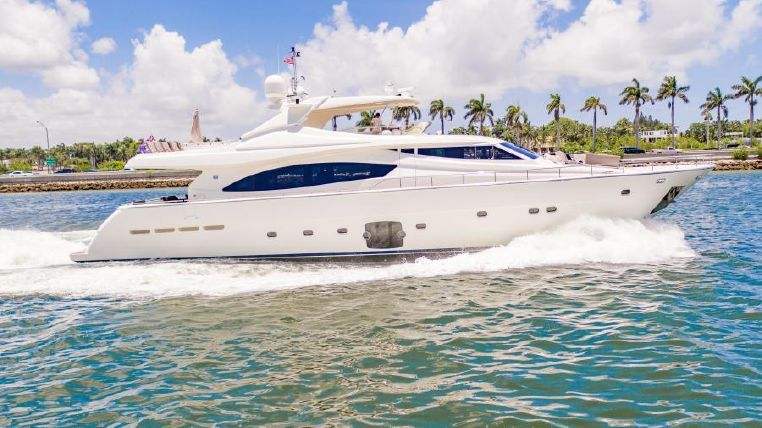 2006 Ferretti Yachts Buy Brokerage