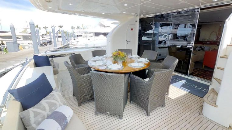 2006 Ferretti Yachts Broker Buy