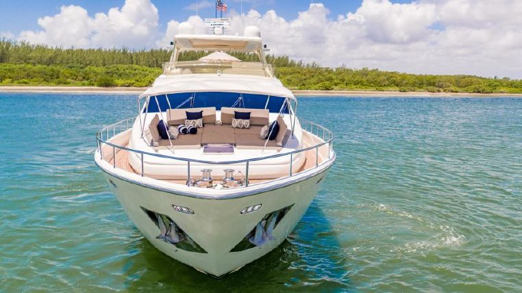 2006 Ferretti Yachts Buy Purchase