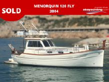 2004 Menorquin 120 Fly