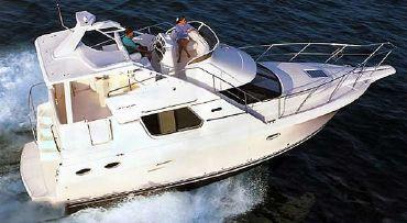 1999 Silverton 322 Motor Yacht