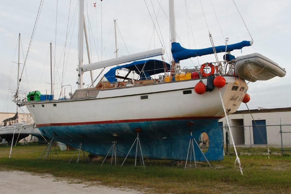 1975 Cheoy Lee Offshore 53 Ketch - Cheoy Lee 53 Offshore