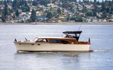 1956 Classic Youngquist Viking 36