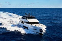 2021 Ocean Alexander 26R Motoryacht Enclosed