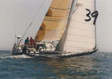 1980 C&C 40 Centerboard Cruiser