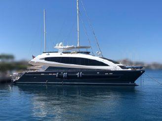 2013 Custom Power Catamaran