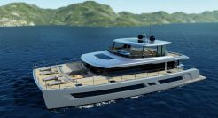 2021 Motor Yacht Power Catamaran 80