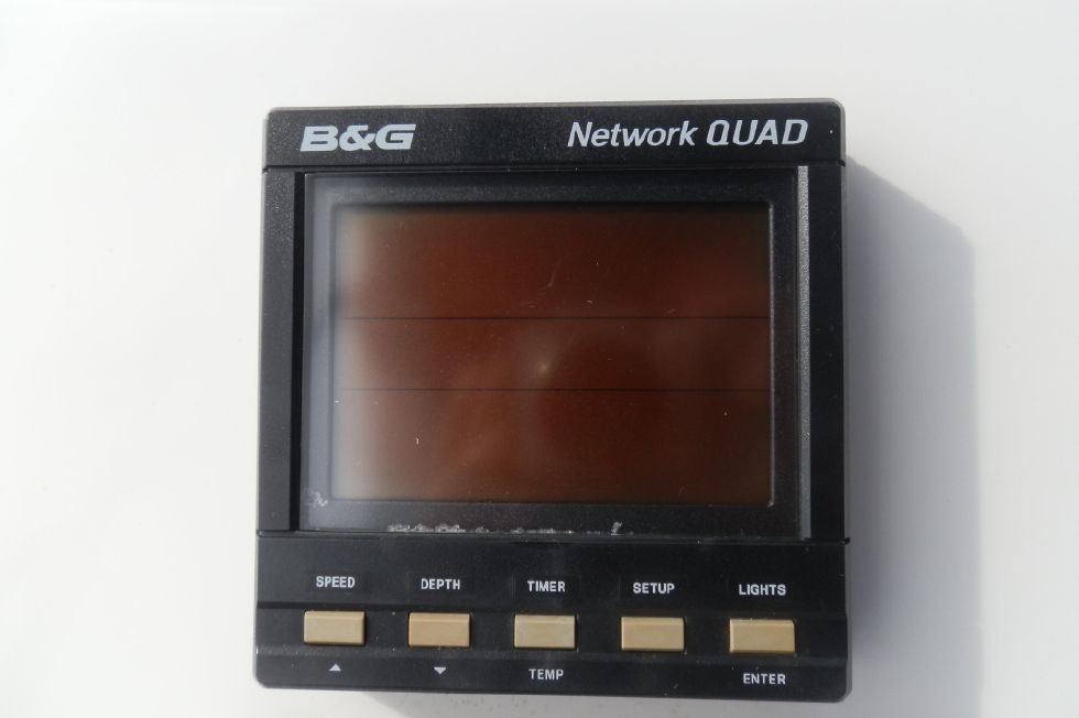 B&G NETWORK QUAD