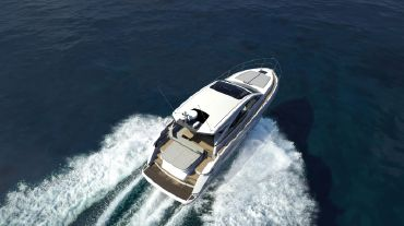 2021 Fairline Targa 45 GT