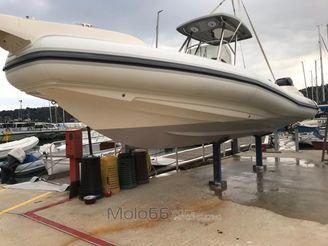 2015 Custom Marlin Boat 298 FB