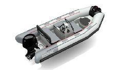 2021 Zodiac Open 4.2 PVC 50hp On Order