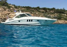 2007 Sea Ray 515 Sundancer