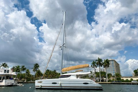 2013 Fountaine Pajot Lipari 41 Owners Version