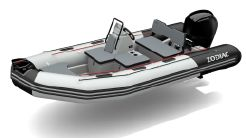 2021 Zodiac Open 4.8 PVC 70hp On Order