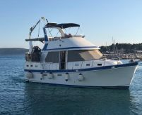 1989 Golden Star 38 Trawler
