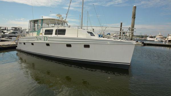 Endeavour Catamaran 44 Trawler Cat