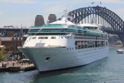 1997 Cruise Ship, 2417 Passengers - Stock No. S2509