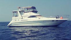 1998 Sea Ray 420 Aft Cabin