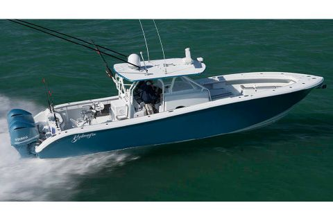 2018 Yellowfin 42 - Manufacturer Provided Image
