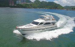 "2009 Custom 75"" Motor Yacht"