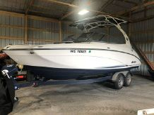 2017 Yamaha Boats 242 LTDS/E