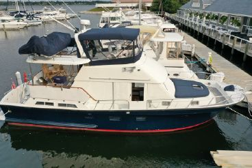1987 Pt 42 Performance Trawler CPMY