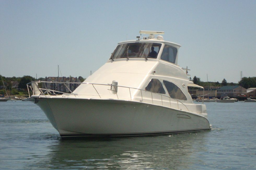 2006 Ocean Yachts 57 Odyssey Boats for Sale - DiMillo's