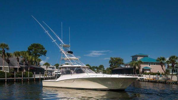 Cabo 45' Express Los Suenos Edition Starboard Profile
