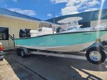 2017 Action Craft 2310 Coastal Bay