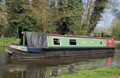 1993 Narrowboat 45' Mike Haywood Trad
