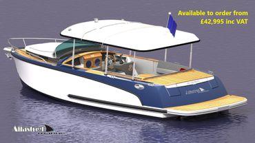 2020 Alfastreet Marine 23 Cabin
