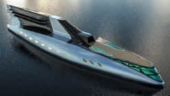 photo of  164' Alarnia E164 Alea Yacht