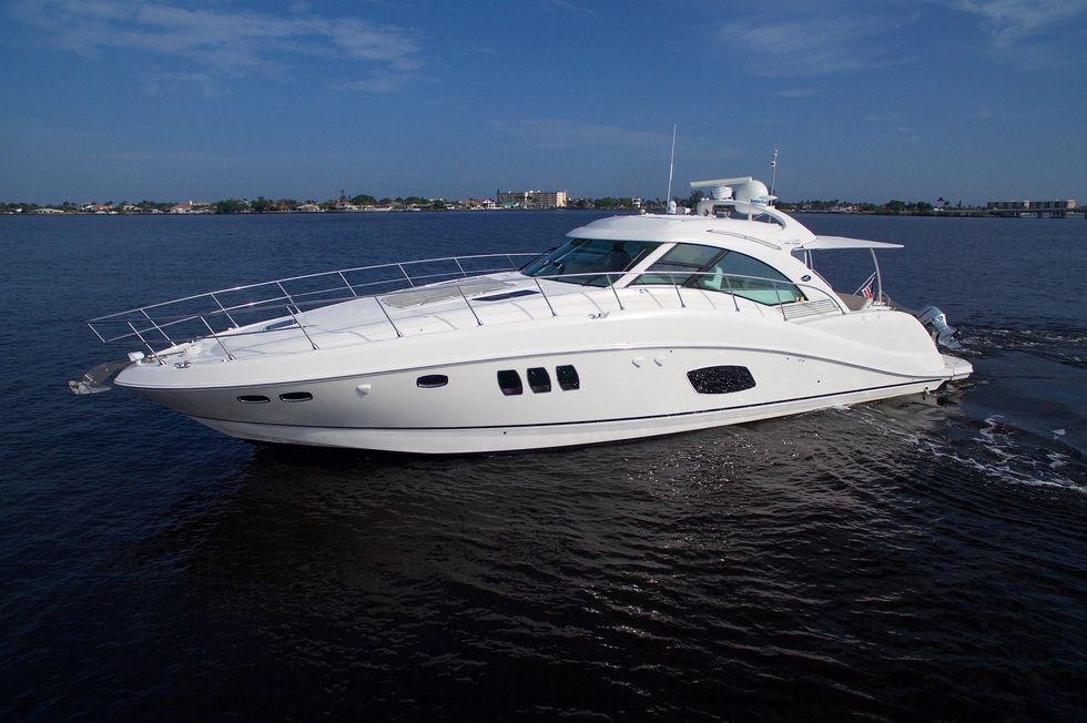 2010 Sea Ray 580 Sundancer 58 Boats for Sale - All Captains