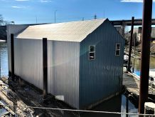2011 Custom boat house