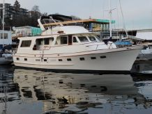 1984 Defever 60 Flush Deck Trawler