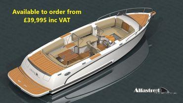 2020 Alfastreet Marine 23 OPEN