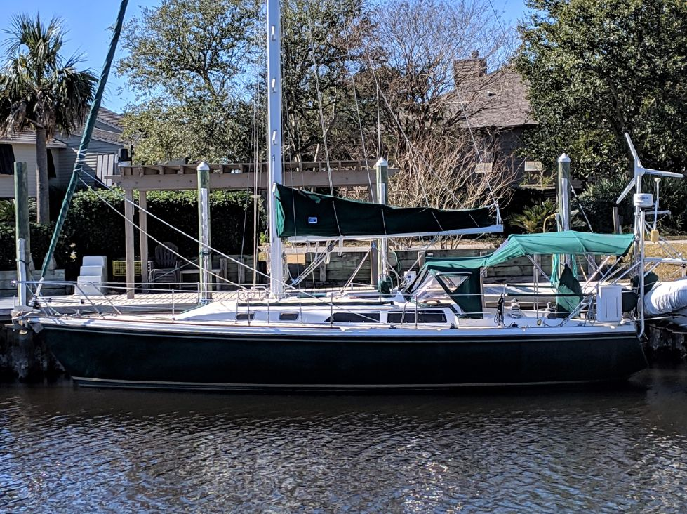 1988 Catalina 36 36 Boats for Sale - Edwards Yacht Sales