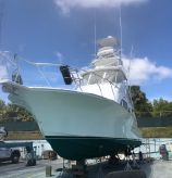 2005 Cabo Flybridge with C-12's and 2000 Hours Service