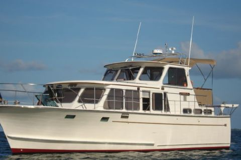 1984 Roughwater Pilothouse Trawler w/cockpit (Monk designed)