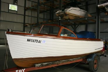 1954 Chris-Craft Utility Open Sea Skiff