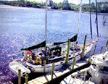 1986 Vagabond Bluewater