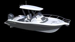 2021 White Shark 240 SC