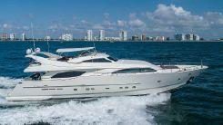 2001 Ferretti Yachts Motor Yacht